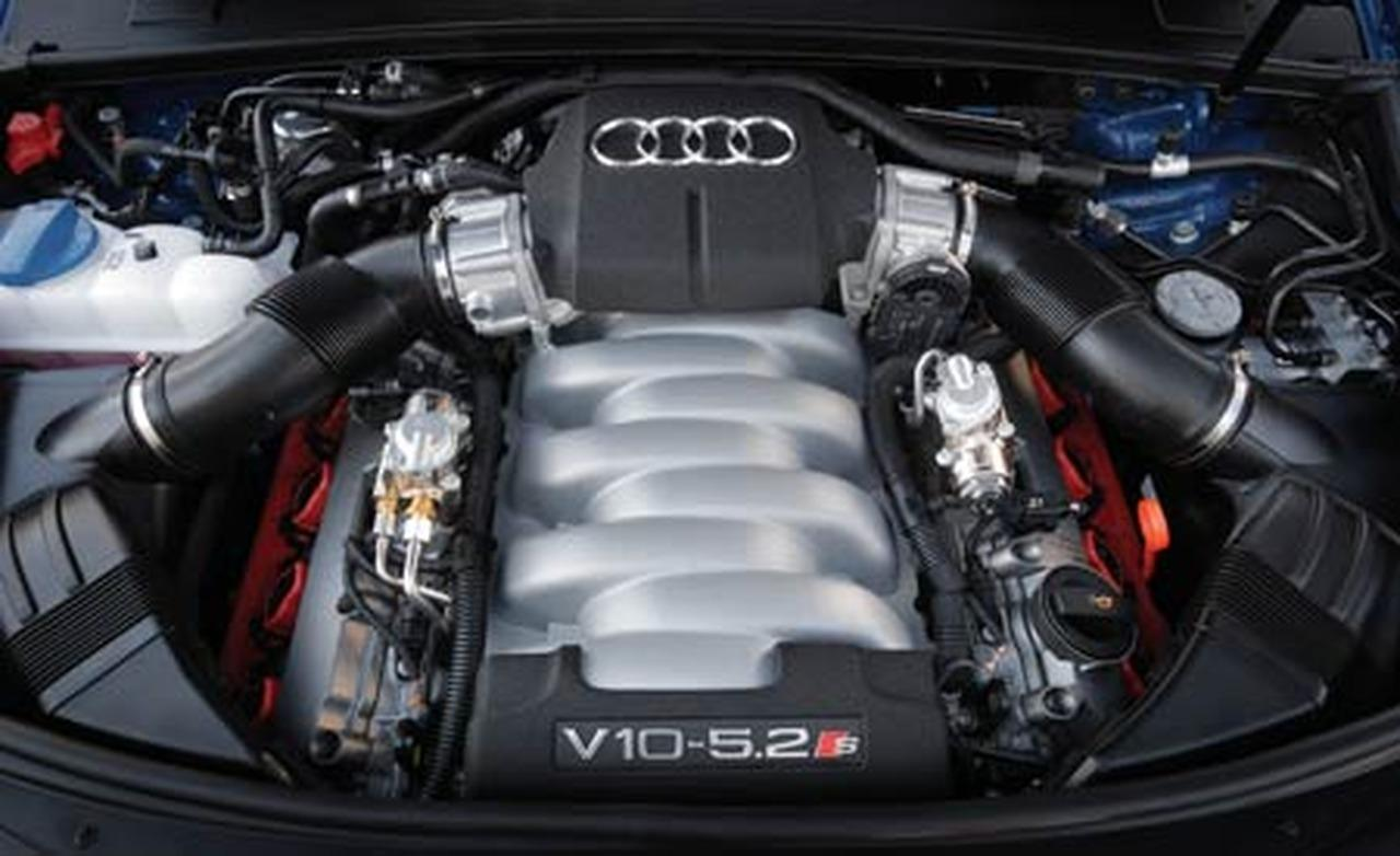 2007 audi s6 52 liter direct injection v10 engine photo 56640 s 1280 782 g. Black Bedroom Furniture Sets. Home Design Ideas